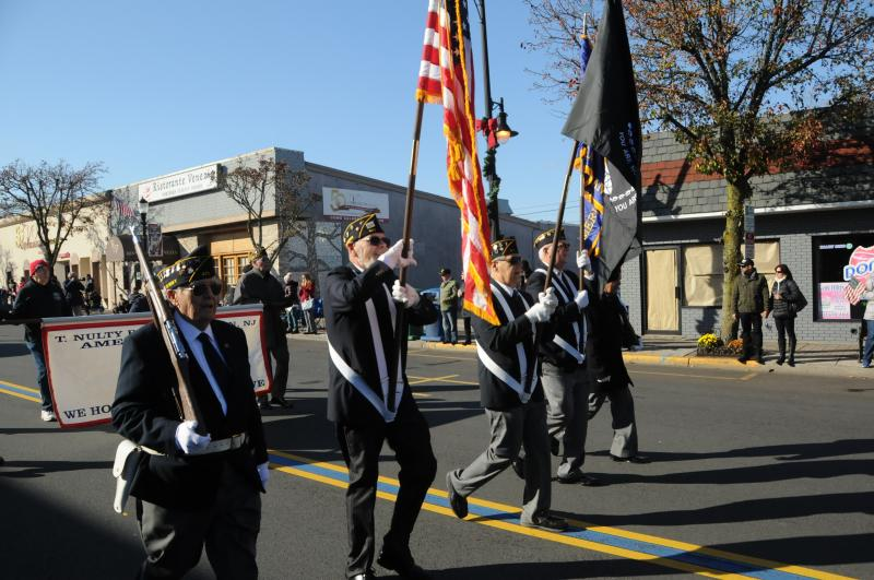 T Nulty American Legion Post 471 - 2018 Veterans Day Parade